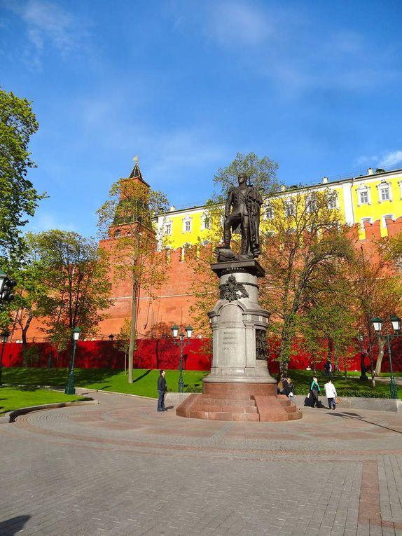 les cathédrales du Kremlin
