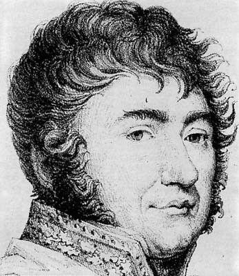 Portrait de Gabriel Donnadieu