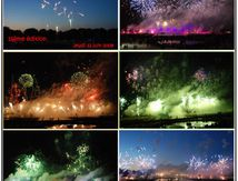patchwork pyrotechnique
