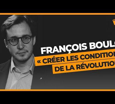 """""""Reprendre le pouvoir !"""" : le manuel d'émancipation politique de François Boulo"""