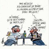 Humour Marseillais: Prescription hydrique pour ivrognes - Doc de Haguenau