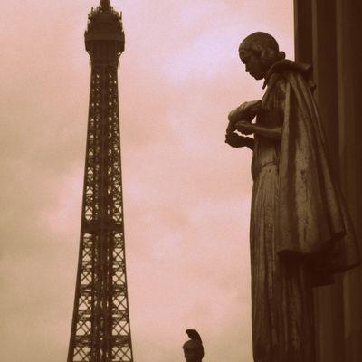 Promenade dans Paris - 28 avril 2013