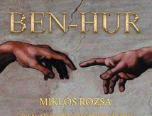 Tadlow Records veröffentlicht in Kürze die Musik zu BEN HUR von Miklos Rozsa