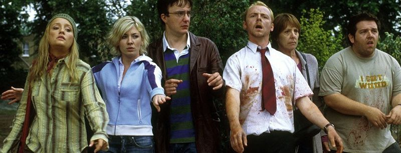 [blu-ray] Ciné-Club Sensation séance n° 13 : Shaun of the Dead