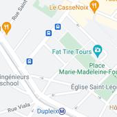 Rue d'Ouessant, 75015 Paris - Google Maps