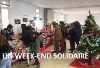 UN WEEK-END SOLIDAIRE !