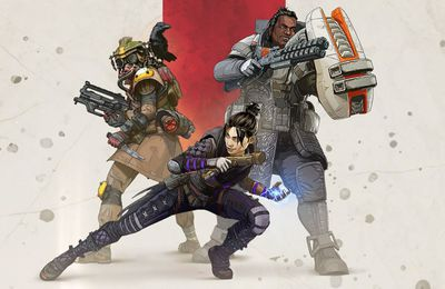 #GAMING - Apex Legends lance l'événement festif Holo-Fêtes 2020