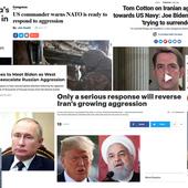 """Les États-Unis """" défendent """" mais la Russie et la Chine """" agressent """" : le deux poids deux mesures de la presse américaine"""