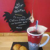 Biscuits au beurre salé, Crème d'Abricot des 4 saisons - Chez Mamigoz