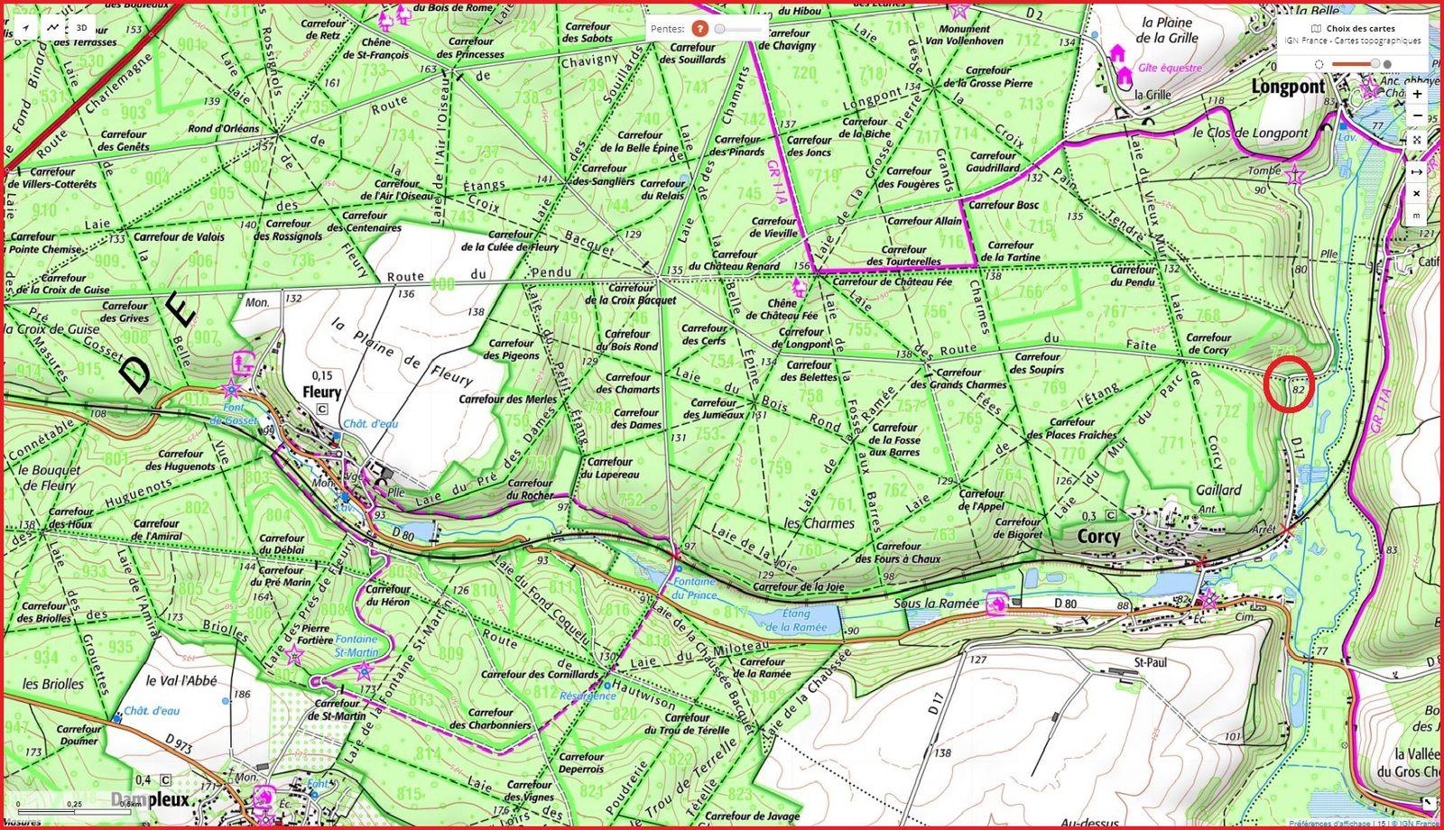 carrefour_Route du Faîte_D17
