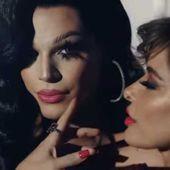 Gloria Trevi y su romance con drag queen en Yo soy su vida