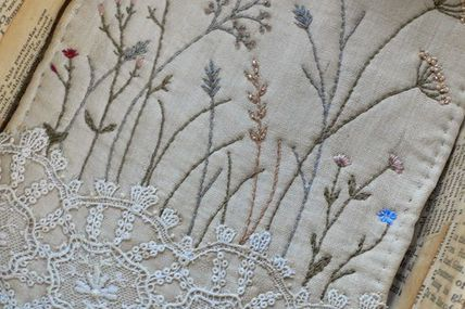 Stitching a meadow..