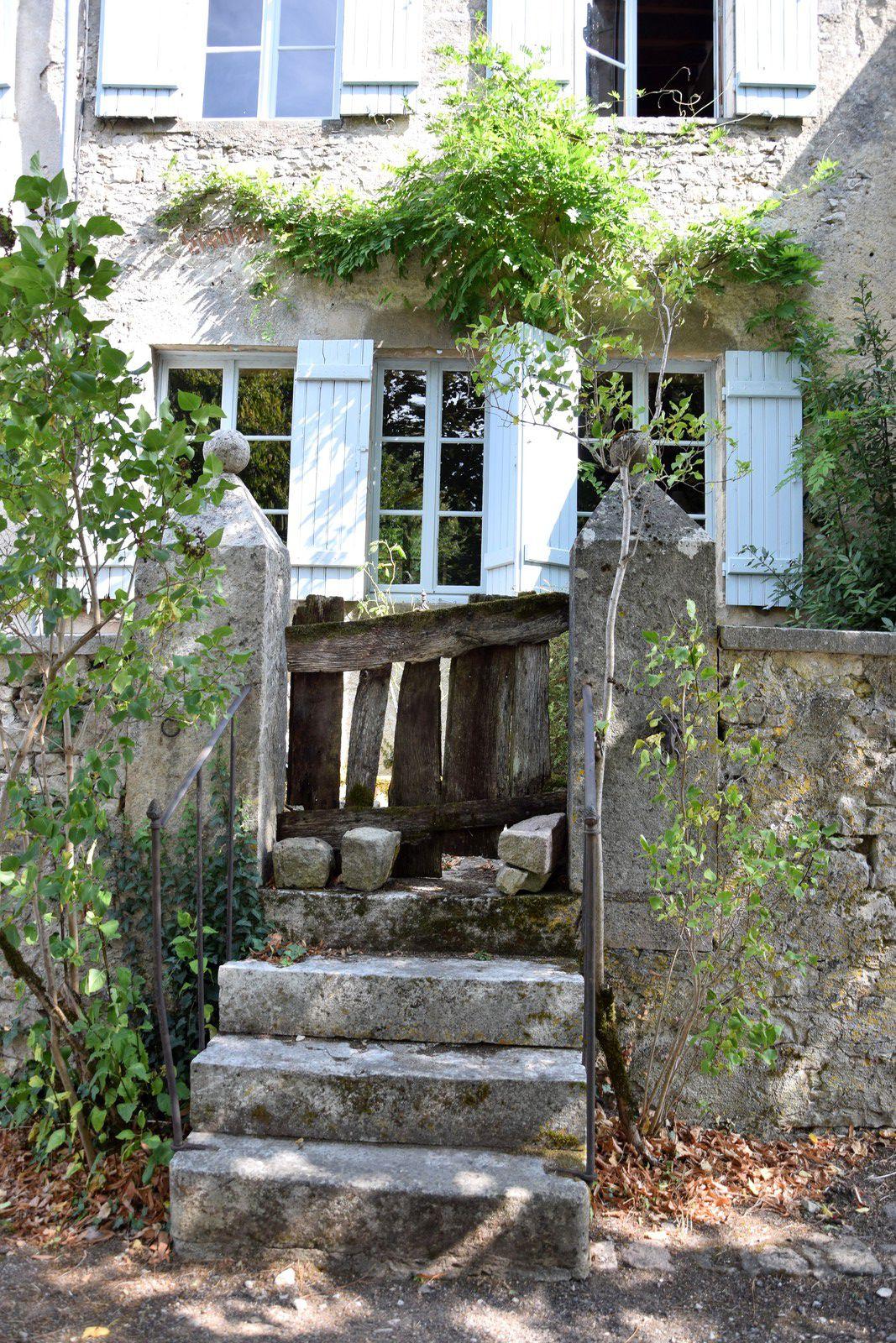 A Vézelay - Yonne