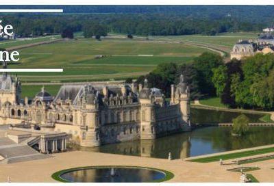 Visite du Chateau de Chantilly vendredi 10 mai 2019 : 30 personnes inscrites.