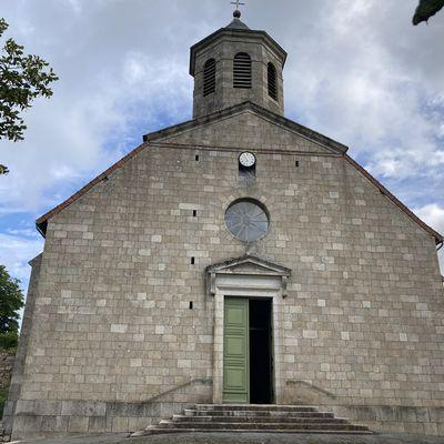 Crocq, quel beau village de la Creuse...