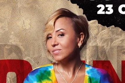Tina LY fête ses 20 ans de carrière avec Guyane la 1ère !