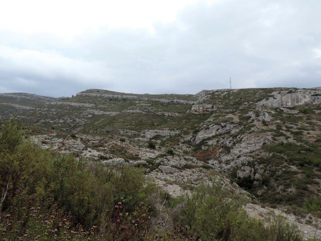 2020-10-22 le massif du Garlaban ( Ajout des photos le 06-11-20 )