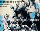 23.10. musikabend – HIGH SPEED ENERGY – GEWALT + SUCK live feat. Alan Lomax Blog ArTheater