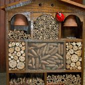 fabrication d'un hotel à insectes - Brunoderemaucourt.