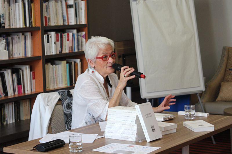 Michèle Pouget, rencontre avec les lecteurs