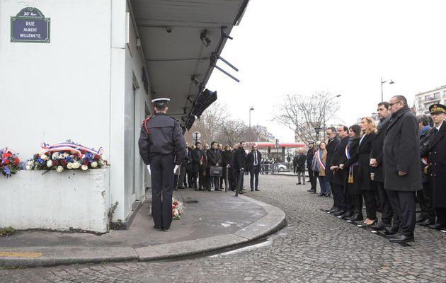 Cinq ans après les attentats de Charlie Hebdo, «c'est important de ne pas oublier»