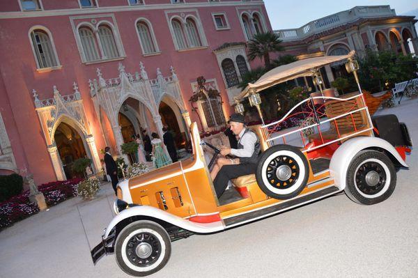 La villa Ephrussi offre la 1ère édition de la soirée ''Belle Epoque'' et la légende continue...