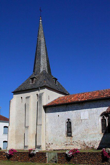 Diaporama église fortifiée de Levignacq