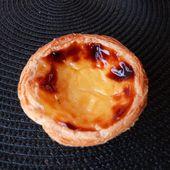 17- Le pastel de nata - A la (re)découverte du Portugal !