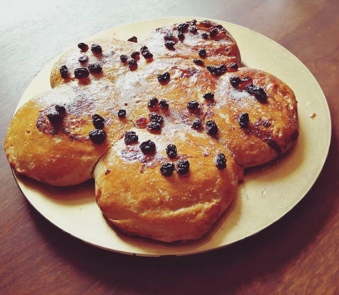 Recette brioche ruhm, raisins, vanille