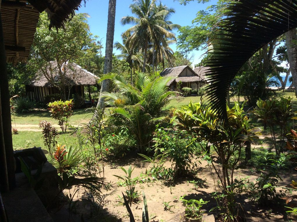 Hotel Hibiscus à Mahambo, Madagascar