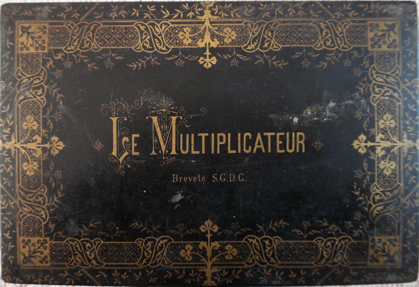 le multiplicateur, jeu de loto