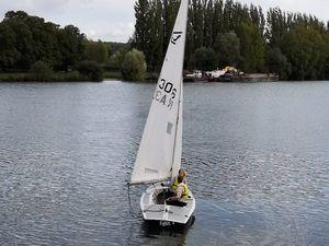 """Mise à l'eau et navigation sur """"Raffle"""""""