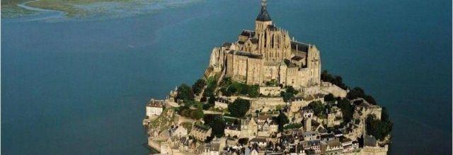 Régions de France : Le Mont St Michel