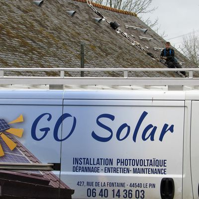 Profiter du soleil pour produire sa propre électricité avec GO SOLAR.