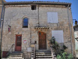 Ancienne maison médiévale.