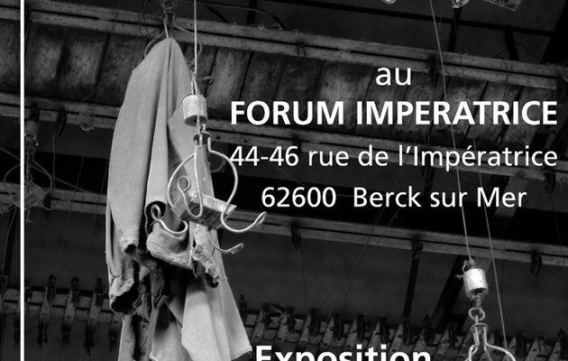 """EXPO """"JEAN LOUIS SAELENS""""...au FORUM DE L'IMPÉRATRICE...à BERCK..."""