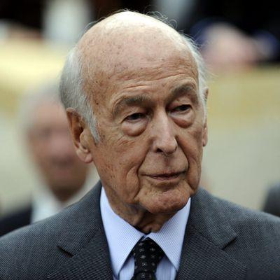 """Valéry Giscard d'Estaing est mort : """"Au revoir"""""""