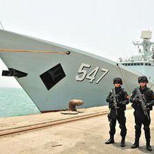 Pékin en mer Noire : Des turbines chinoises au secours des frégates russes ? (MàJ)