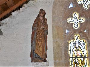 Chapelle de Bretagne : Saint-Budoc de Beuzec, à Plomeur (29)