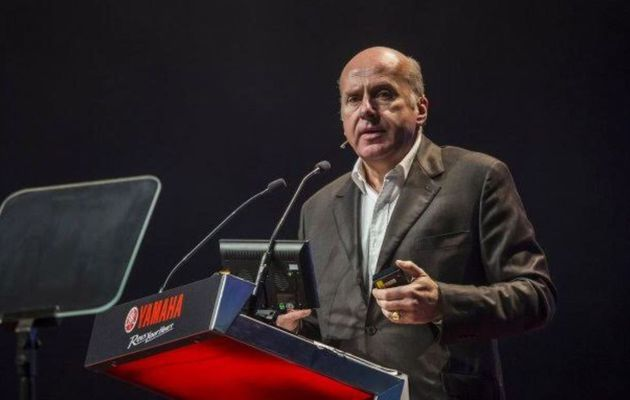 4 questions to Éric de Seynes, new president of Yamaha Motor Europe