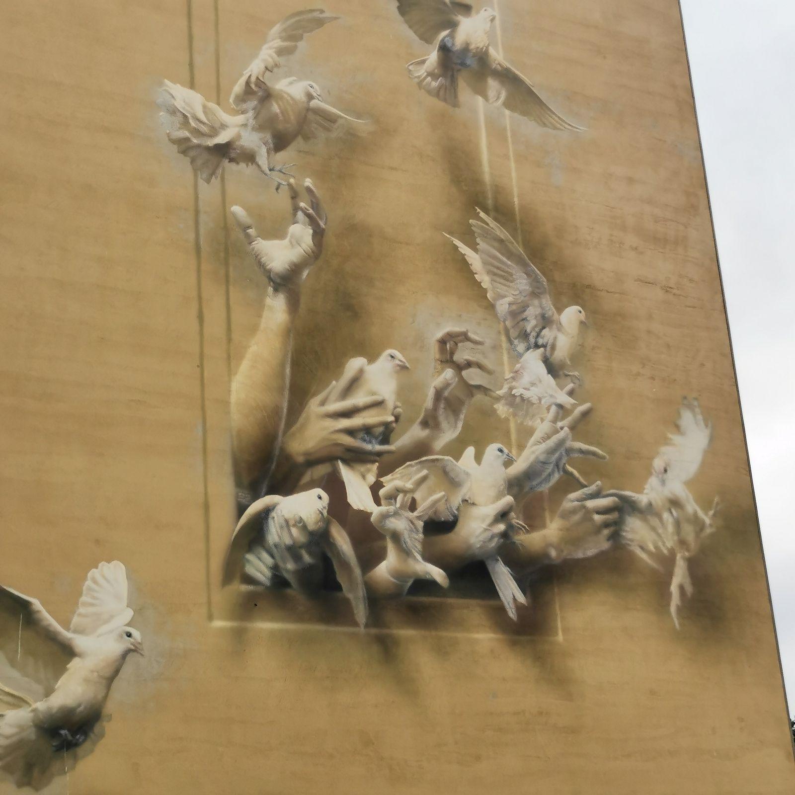 Street art à Versailles