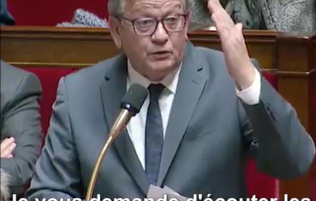 Alain Bruneel, Député communiste: LE NOUVEAU SOS POUR LES SOIGNANTS