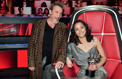 Audiences : La finale de  « The Voice » large leader sur TF1