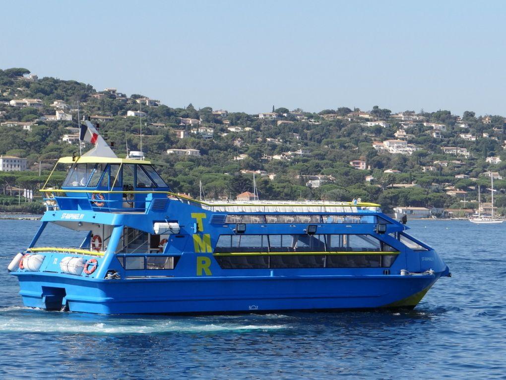 ST RAPHAEL 91, dans le golfe de St Tropez le 25 aout 2016
