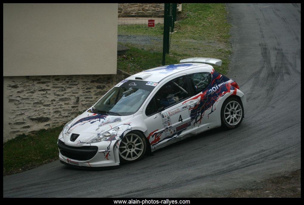 Rallye régional comptant pour la coupe de France 2017 et pour le comité du Limousin.