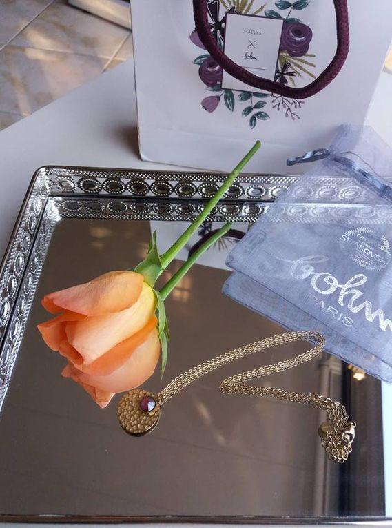 Mon collier Bohm, un cadeau parfait pour Noël