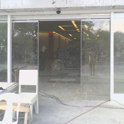 Cửa trượt tự động GEZE - Đức