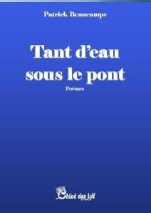 """La clé, un texte de Patrick Beaucamps extrait du recueil poétique """"Tant d'eau sous le pont"""" mis en musique"""