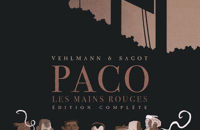 L'intégrale de la BD « Paco les Mains Rouges » est sortie le 19 mars dernier. Le terrible destin d'un forçat en Guyane