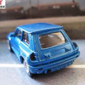 RENAULT 5 TURBO 1980 NOREV 1/54 RENAULT TOYS - car-collector.net